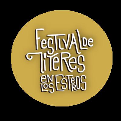 Festival de títeres en los Esteros - Logo